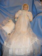 Ashton Drake Doll Victorian Peace Porcelain Cindy McClure Christening