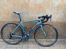 BIANCHI INFINITO CV CARBON RENNRAD SHIMANO DURA ACE Laufräder Road bike
