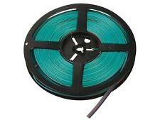CABLE CORDON RGB RVB POUR FLEXIBLE GUIRLANDE BANDEAU LED  - 4 CONDUCTEURS - 25m