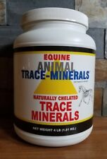 Animal Trace Minerals - 4 Lb. - Naturally Chelated Montmorillonite