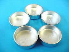 "Fit Ford 5pk 1-7/32"" Freeze Expansion Plugs Zinc Plated Steel Engine Cylinder"