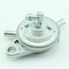 Fuel Pump Gas Valve Petcock GY6 Shut Off Switch Scooter Go Kart Moped Chinese