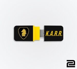Knight Rider KITT/KARR Voice - Ultimate USB Drive and Audio Voice/FX Files