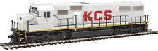 Walthers scala HO locomotiva EMD SD50 (DCC/Ude suono) KANSAS CITY Southern/GRANCHIO REALE #711