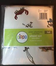 Circo Pirates Full Sheet Set polyester microfiber