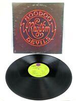 Hoodoo Rhythm Devils Rack Jobbers Rule Original 1971 Capitol Record EX Vinyl LP