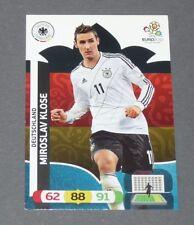 MIROSLAV KLOSE ALLEMAGNE DEUTSCHLAND FOOTBALL CARD PANINI UEFA EURO 2012