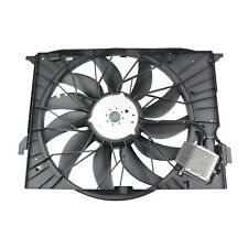 New Engine Cooling Radiator Fan Assembly for Mercedes-Benz W211 C216 C219 850W