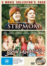 Stepmom / Steel Magnolias * NEW DVD * (Region 4 Australia)