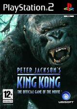 Peter Jackson's King Kong: el juego oficial de la película (PS2) Aventura