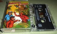 Hörspiel Kassette - Robinson Crusoe 2