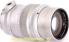Summicron f=9cm 1:2 Ernst Leitz Canada Ltd. Midland ULTRA Rare LEICA LTM Screw