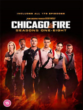 Chicago Fire Seasons 1 8 DVD