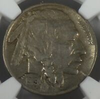 1919-D Buffalo Nickel NGC graded VF 25