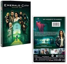 EMERALD CITY 1 (2017): Wizard of Oz based Fantasy TV Season Series - NEW DVD R1