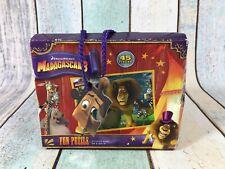 DreamWorks Madagascar 3 floor puzzle, 45 pieces