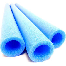 12 x Foam Trampoline Pole Padding in Blue 6 - 8ft