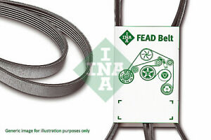 INA FB 7PK2265 V-Ribbed Belt for HONDA,HYUNDAI,JEEP,KIA,MERCEDES-BENZ