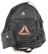 NWT Reebok Black Oblivion Backpack - MSRP $60 - Free Shipping!
