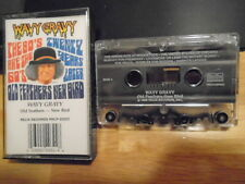 RARE OOP Wavy Gravy CASSETTE TAPE Old Feathers New Bird comedy 1988 Woodstock !