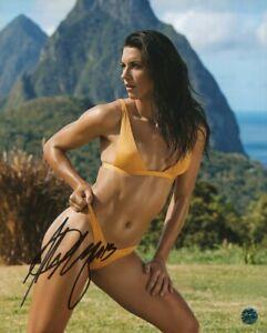 Alex Morgan - NWSL Autographed Original 8x10 Photo LOA TTM