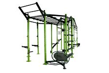 We R Sports Power Rack Commercial Crossfit Power Cage Pull Ups Chin Up Triceps 4