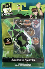 Ben 10 Omniverse Omnitrix 10 Disc Shooter! New In Box