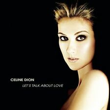 Audio CD - Pop - Let's Talk About Love by Céline Dion - The Reason - Immortality