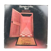 Rossington Collins Band This is The Way lp 1981 Gatefold MCA NM