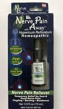 Nerve Pain Away Homeopathic Spray  As Seen On TV Exp: 12/2022