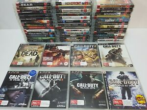 Good condition PS3 Games: ✔✔✔Choose from drop down menu✔✔✔