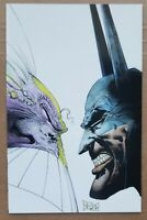 Batman / The Maxx #1 Comic - 2018 (NYCC) Sam Kieth Virgin Cover - B/W Ltd to 750