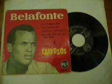"HARRY BELAFONTE""CALYPSOS Nr 1-disco 45 giri EP(4 brani) RCA France 1961""1"
