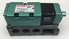 NUMATICS 554SA42AK016T SOLENOID VALVE 1/2 NPT 120V 150 PSIG NEW CONDITION