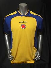 Colombia home soccer jersey Copa America 2001 size M