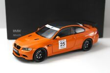 1:18 Kyosho BMW M3 E92 GTS *25 YEARS* orange NEW bei PREMIUM-MODELCARS