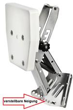 Motorhalter klappbar bis 20 PS / 48 kg, Halterung Außenborder, Motorhalterung