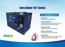 Three Phase 6.5kw / 8KVA Extra Slient Diesel Generator portable heavy duty