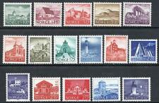 NORWAY MNH 1977 Definitive set, complete