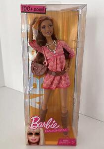 Barbie Fashionistas Artsy 100+ Poses Doll 2009