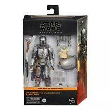 Hasbro Star Wars Black Series The Mandalorian DIN DJARIN & THE CHILD PRE ORDER