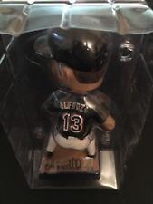 Edgardo Alfonzo New York Mets SIGNED Bobblehead + Brooklyn Cyclones Promo Items