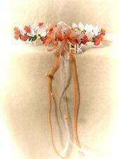 Haarschmuck Haarkranz Blumenkranz handgefertigt KU 53