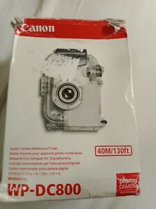 Canon WP-DC800 Underwater Housing / Camera Protector pre-owned