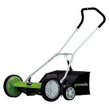 Reel/Cylinder Gas Walk-Behind Lawn Mowers for sale | eBay