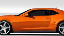 10-15 Chevrolet Camaro Duraflex ZL1 Look Side Skirts Rocker Panels 2pc 109022