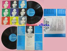 LP 12'' MIRANDA MARTINO Ottimo stato AUTOGRAFATO 1977 italy RCA 31269 cd mc dvd