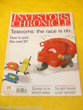 INVESTORS CHRONICLE - TELECOMS - MAY 22 1998