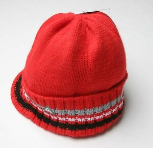 Quiksilver Youth Canyons Beanie (Red)