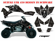 AMR RACING DEKOR GRAPHIC KIT ATV SUZUKI LTR 450 LT-R REAPER B